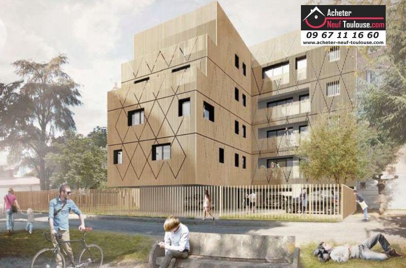 Appartements neufs à Toulouse Argoulets