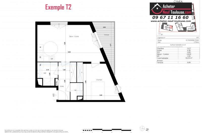 Appartements neufs à Toulouse Roseraie