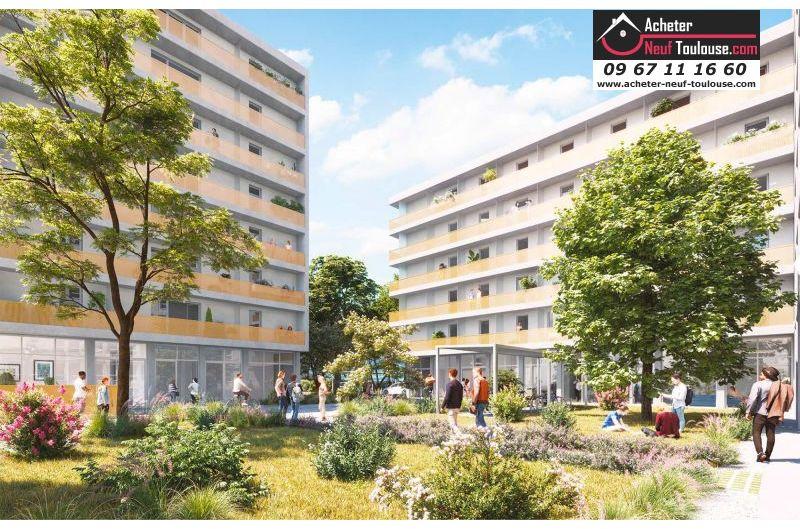Résidence étudiante LMNP Toulouse Rangueil