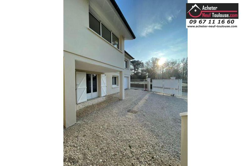 Maisons neuves à Lapeyrouse-Fossat