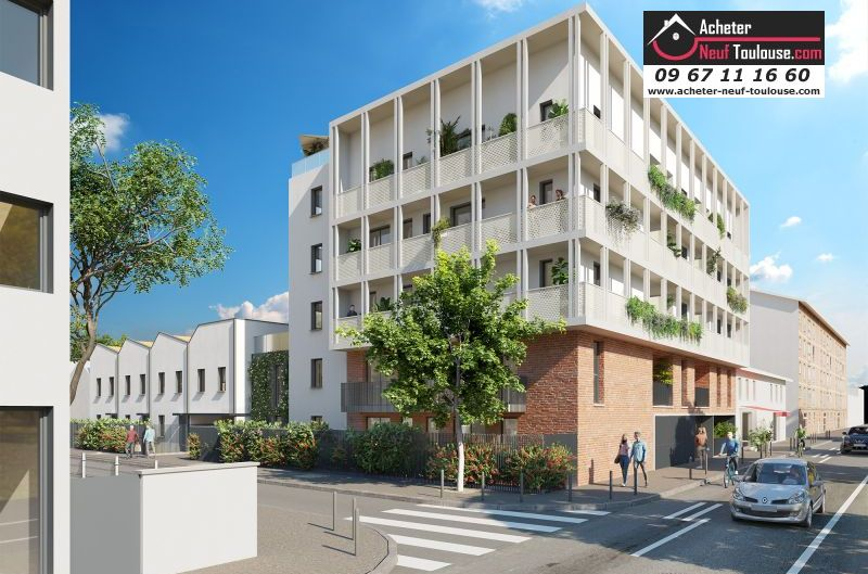 Appartements neufs à Toulouse Les Arènes