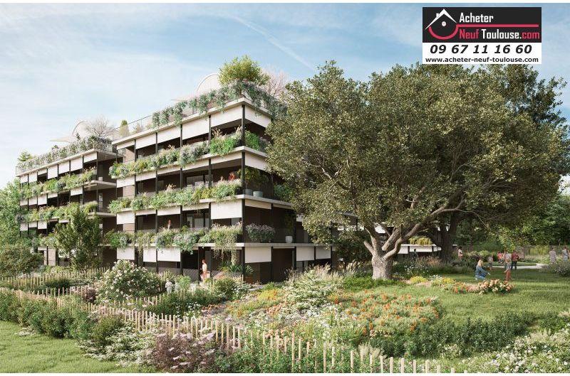 Appartements neufs à Toulouse à Saint Martin du Touch