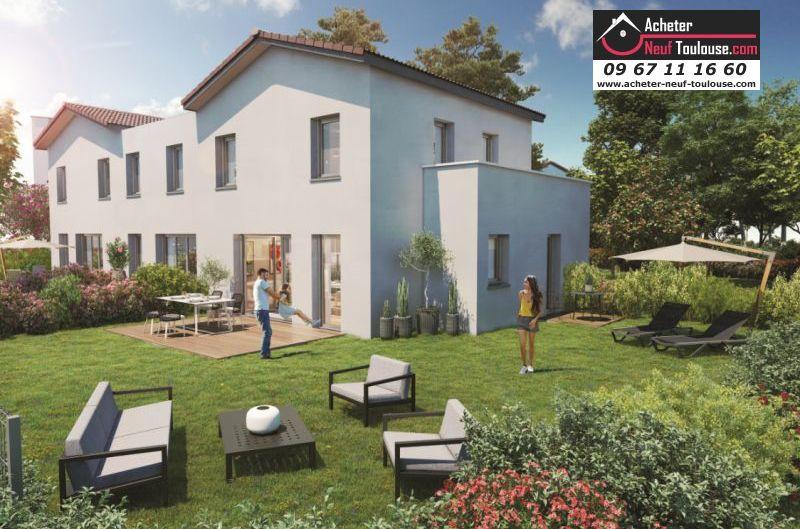 Appartements neufs à Toulouse Saint Agne