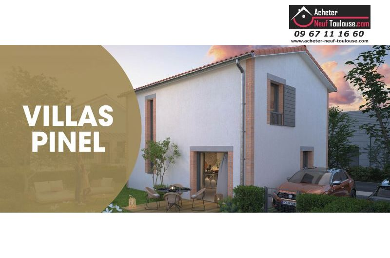 Maisons neuves à Toulouse Croix Daurade